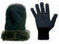 34.Перчатки, рукавицы рабочие