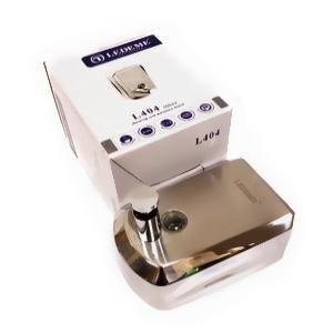 Дозатор мыла жидкого Ледеме L404 хром  матовый 500мл