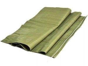 Мешки п/пропилен  1шт 75*115 зеленые