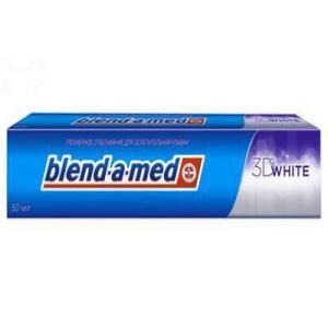 Зубная паста Бленд-а-мед  75 3D