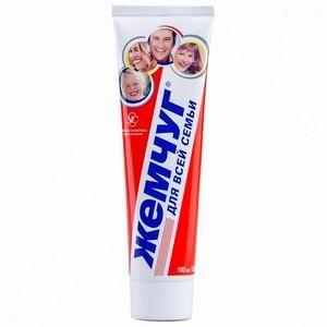 Зубная паста Жемчуг 100мл