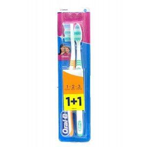 Зубная щетка Oral-B 3-эффект 2шт