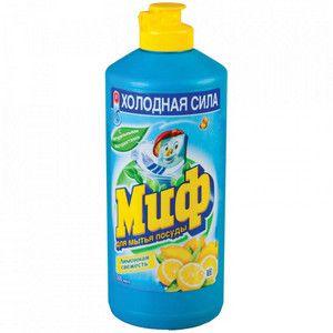 Моющ посуды Миф 0,5л