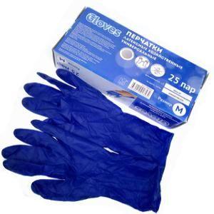 Перчатки резин Gloves АДМ /М, XL/ сверхпрочные