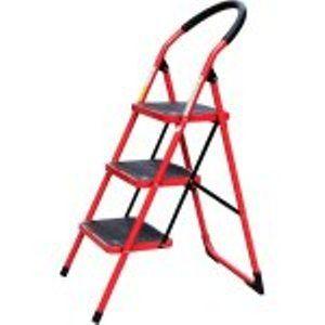 Лестница стремянка  4 ступ Красная