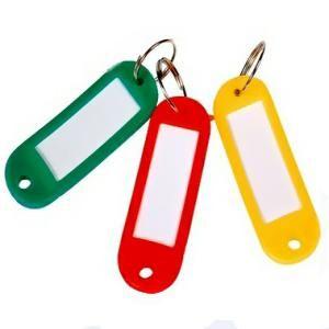 Брелок пластик для ключей