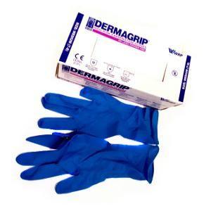 Перчатки резин Дермагрип /L, M, ХL/