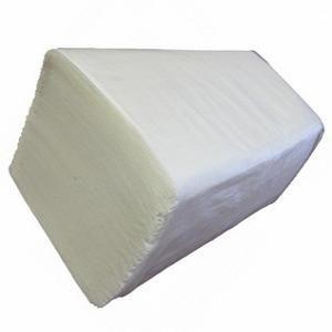 Полотенце бум Vслож Белые 1сл 250листов
