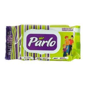 Салфетка гигиен PARLO 100шт антибак