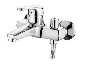 Смеситель ванна  СоюзКран1012 короткий нос