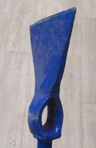 Ледоруб  Б2 топор (сварной) с универсальной тулейкой