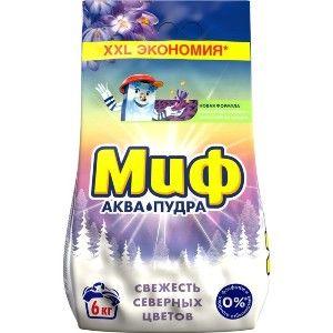 СМС Миф автомат  6000г Свежий цвет