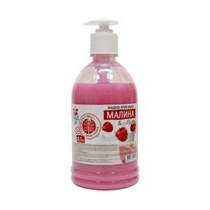 Мыло жидкое Чистый дар  500мл дозатор