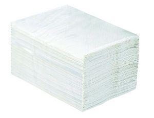 Салфетки диспенсерные Д-200-1/белые