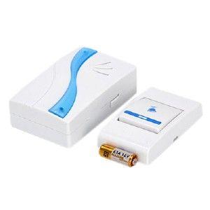 Звонок дверной беспроводной Форза /36 мелодий, LED-индикатор, до 100м/