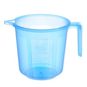 Кружка пластик 1л мерная