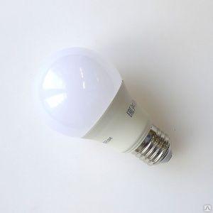Лампа светодиодная Е27  5Вт дневной, шар