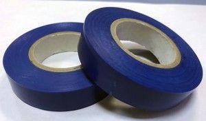Изолента ПВХ Синяя  7,5м